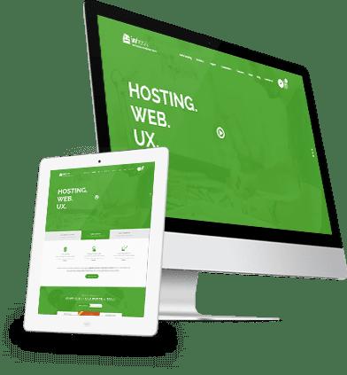 Website Hosting Image